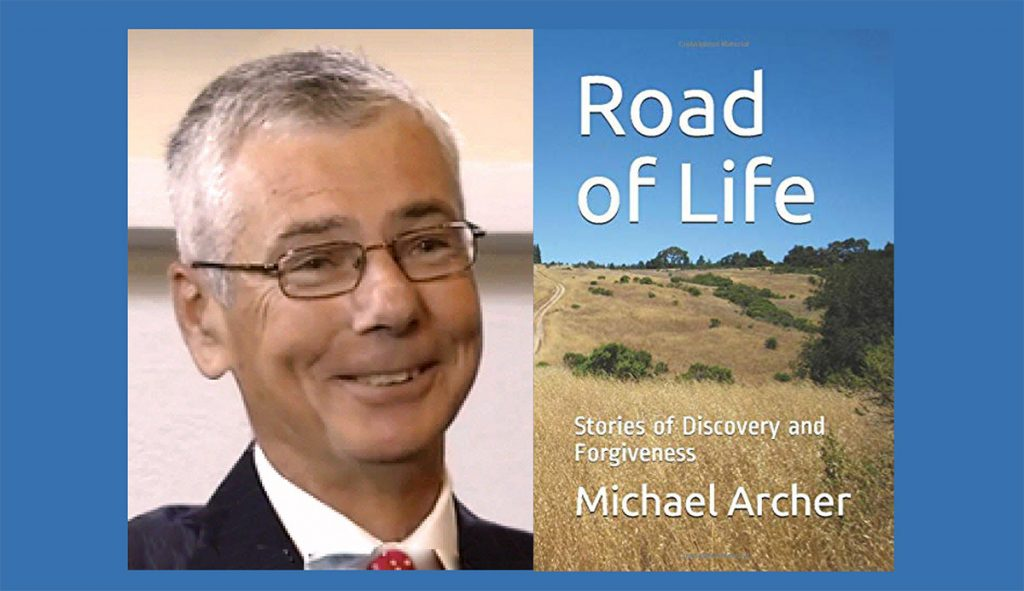 Road of Life Archer Graphic