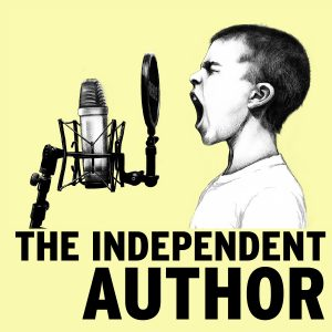 Independent Author podcast graphic