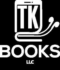 TK Books logo 2 white