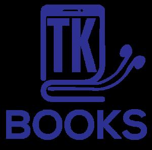 TK books blue png