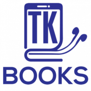 TK Books Blue cropped