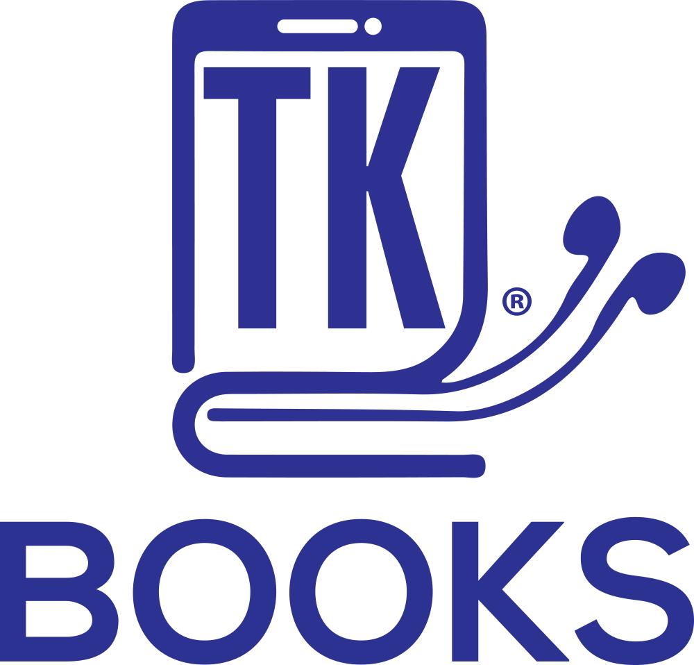 TK Books logo