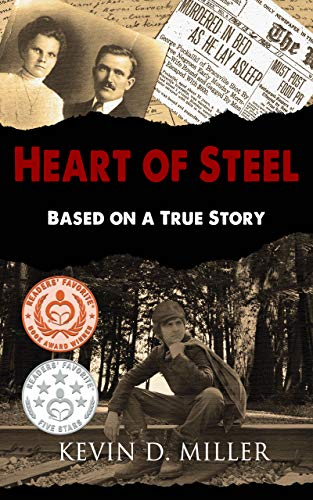 Heart of Steel book cover