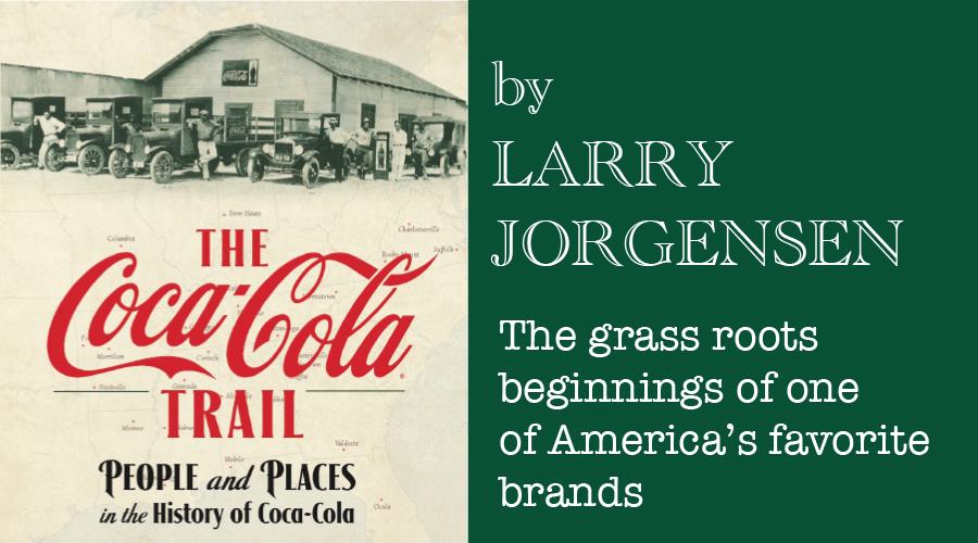 Coca Cola trail cover