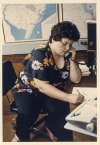 Karen Fox 1978