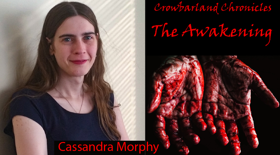 Cassandra Morphy graphic