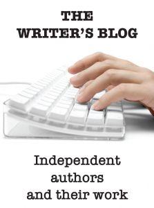 Writer's Blog graphic